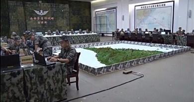 解放軍兵推劍指澎湖、南台灣?國防部:情監偵系統嚴密掌握