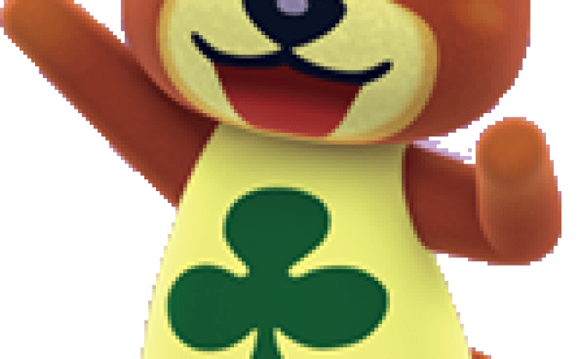Teddy Nookipedia The Animal Crossing Wiki