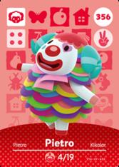 Pietro  Nookipedia the Animal Crossing wiki