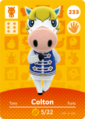 Colton Nookipedia The Animal Crossing Wiki