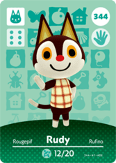 Rudy Nookipedia The Animal Crossing Wiki