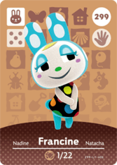 Francine  Nookipedia the Animal Crossing wiki