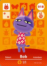 Bob Nookipedia The Animal Crossing Wiki