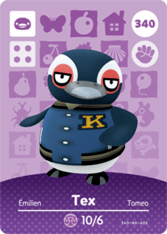 Tex  Nookipedia the Animal Crossing wiki