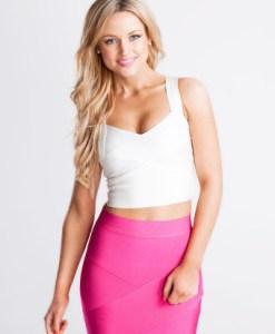 4b68d44cb95c Sale · Rock Bandage Mini pink XS ...