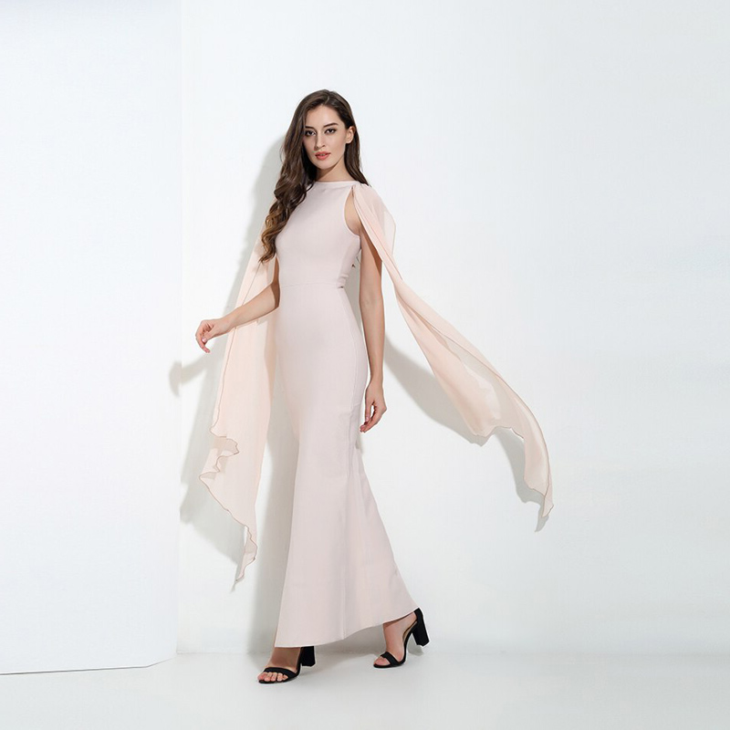 Bandage Kleid rosa Maxi XS   noomi mode