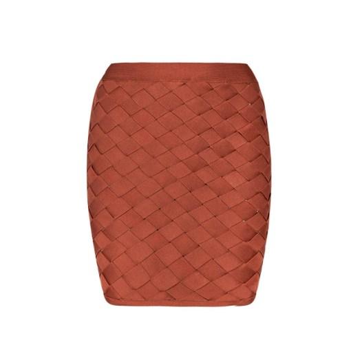 Rock Bandage Mini mahagoni