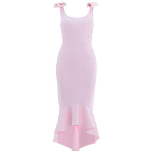 Bandage Kleid rosa