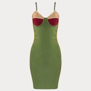 Produktbild Kleid grün
