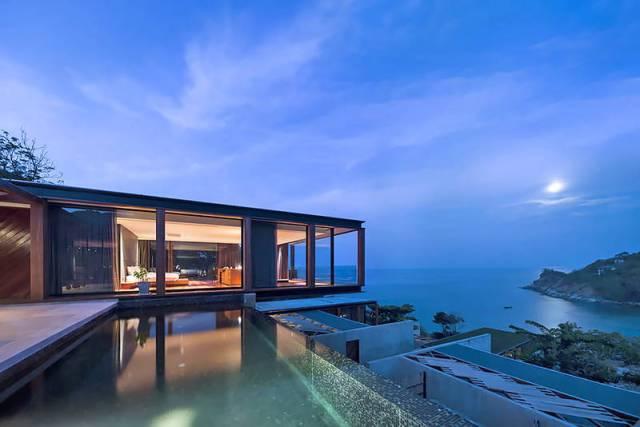 โรงแรมในประเทศไทย ภูเก็ต