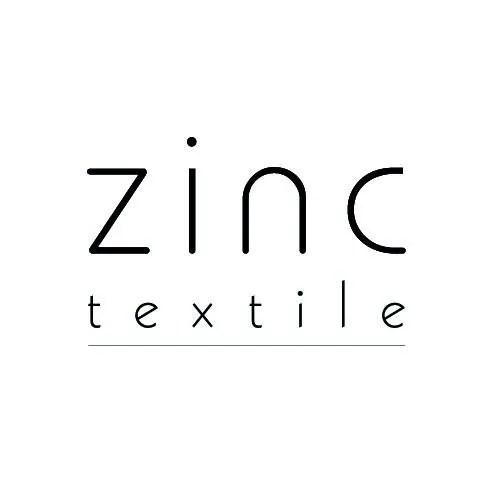 Zinc fabric and wallpaper
