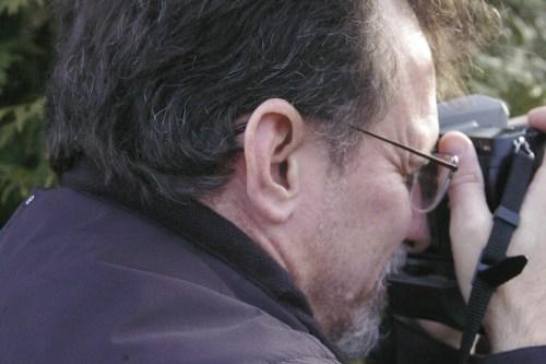 The Italian Photographer Stallion