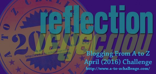 2016-05-09 A-to-Z Reflection [2016]
