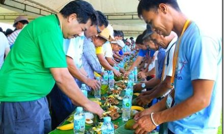 DA and IRRI fortifies bond with farmers