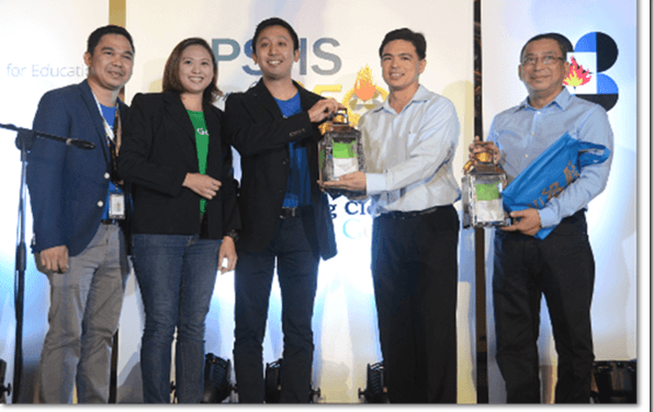 PSHS, Launching of Google Apps for K-12 schools