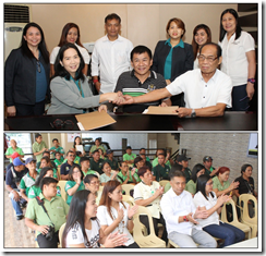 Barangay Commonwealth, sumali sa KaltaSSS-Collect Program
