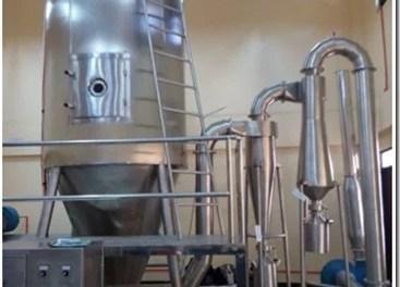 C-FoSH Spray Dryer found in the CALABARZON Food Solution Hub
