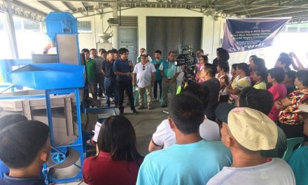 PhilRice, PhilMech launch new brown rice technology in Negros