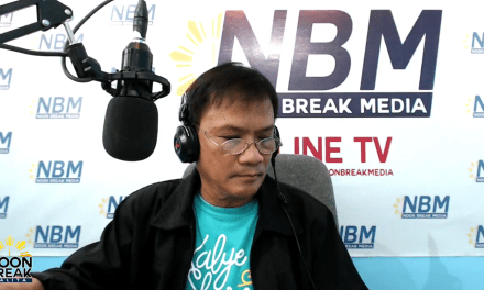 Noon Break Balita is now an Online TV Program