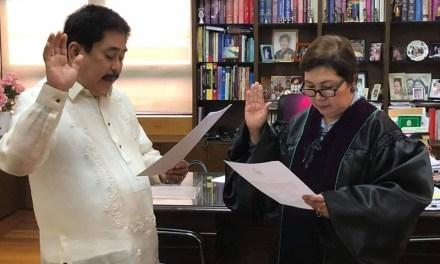 Dr. Arthur Casanova, bagong fultaym na komisyoner at kinatawan para sa wikang Tagalog ng KWF