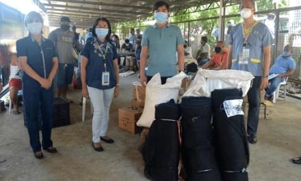 Livelihood Assistance Program Benefits Lipa Farmers