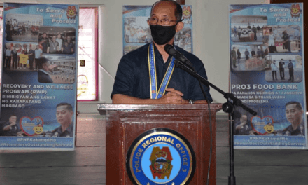 Mayor Magalong of Baguio Holds Seminar on Contact Tracing