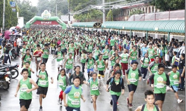Vertek rules again at the 39th MILO Marathon Tarlac race
