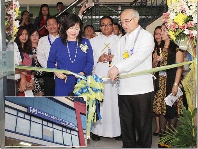 photo - SSS inaugurates Parañaque Tambo Branch-1