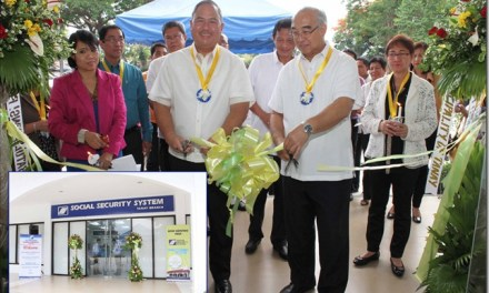 SSS opens Tanay, Rizal branch