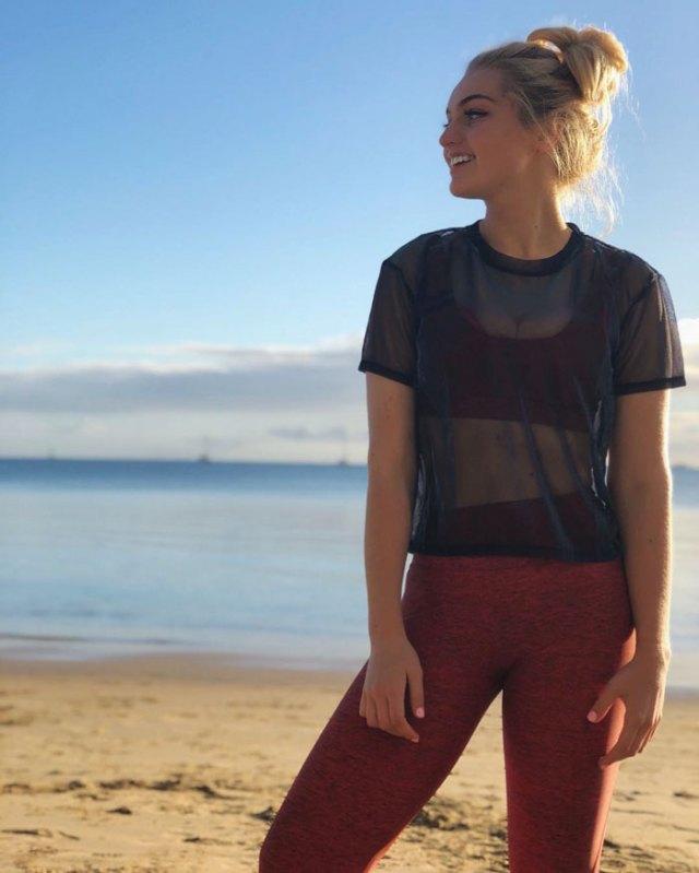 Australian Teen Ruling Instagram After Losing 198 Lbs