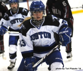 UMass Boston travels to Plymouth State this evening to face the Panthers. Last time the Beacons traveled to New Hampshire, they defeated them, 4-1! (Photo Credit: UMass Boston Athletics)
