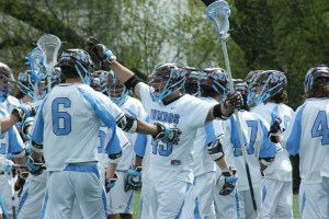 Tufts earned the top spot in the USILA Div. III Preseason Poll. (Photo: Matt Noonan for NoontimeSports.com)