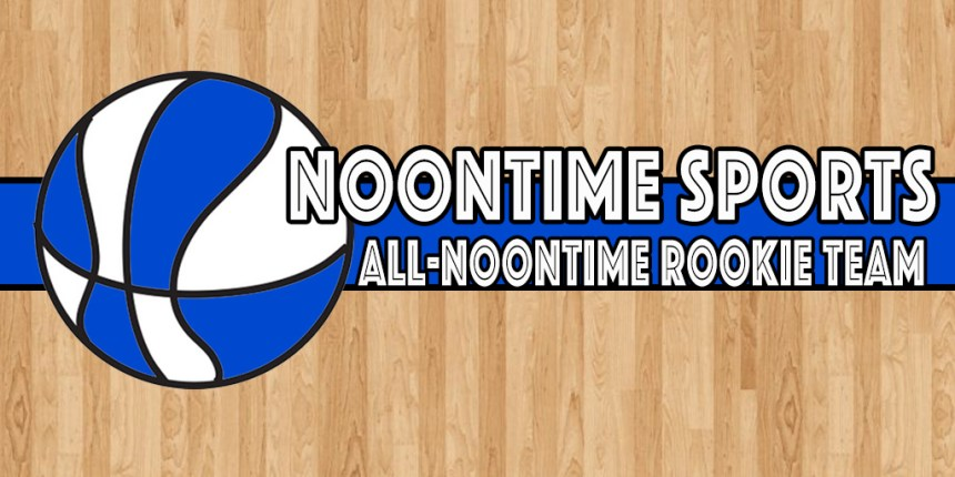 All-Rookie team Hoops