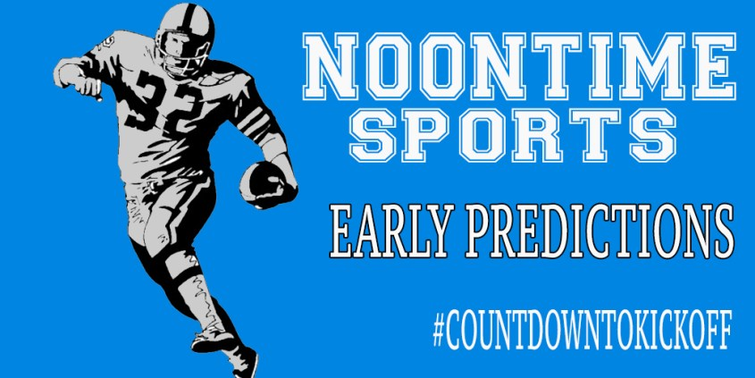 NOONTIME FB 2017 EARLY PREDICT