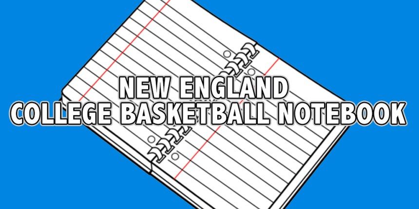 NEW ENGLAND HOOPS NOTEBOOK
