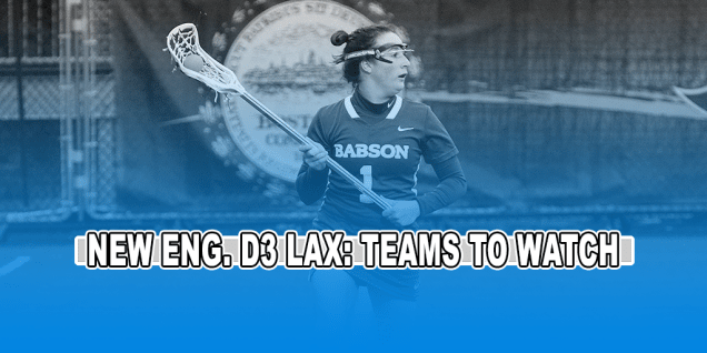 NEd3WLAX TEAMS