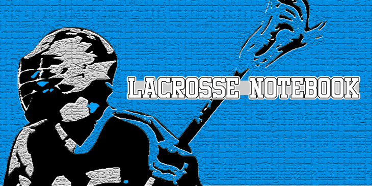 NS lacrosse Notebook