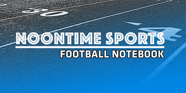 NS Football Notebook Logo