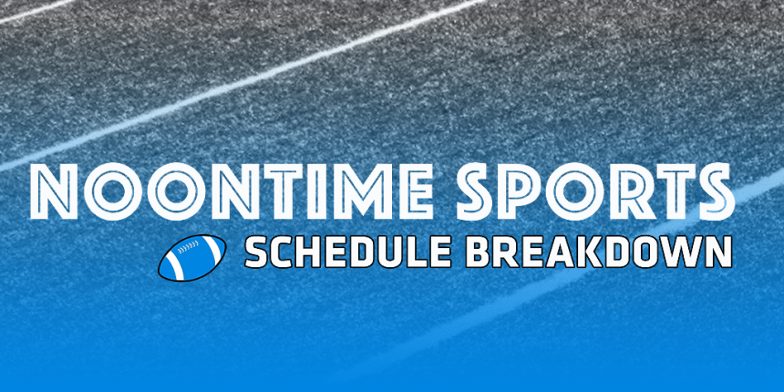 NS Schedule Breakdown