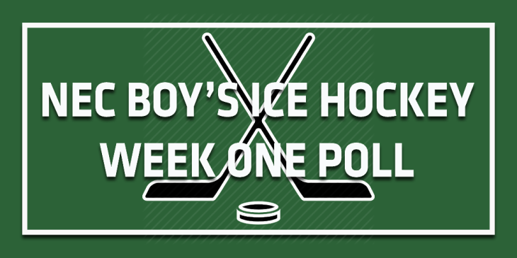 NEC BOYS HOCKEY WK1 POLL