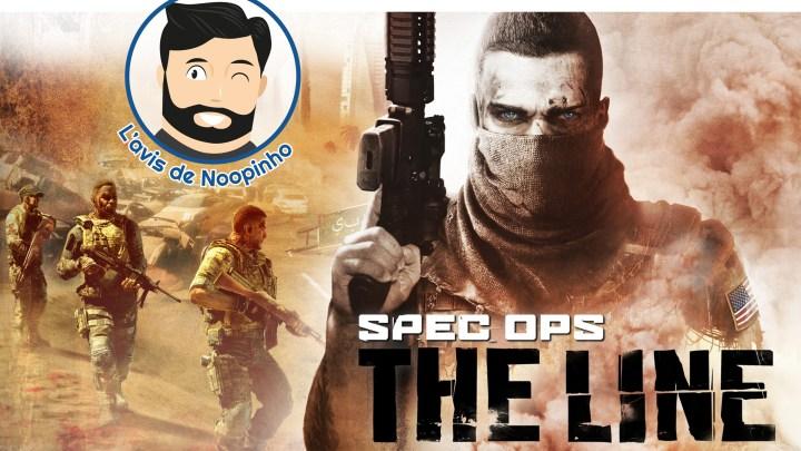 L'avis de Noopinho : Spec Ops : The Line
