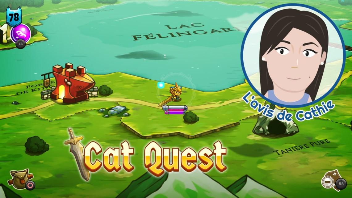 L'avis de Cathie : Cat Quest
