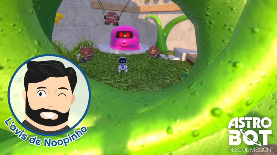 L'avis de Noopinho : Astro Bot Rescue Mission