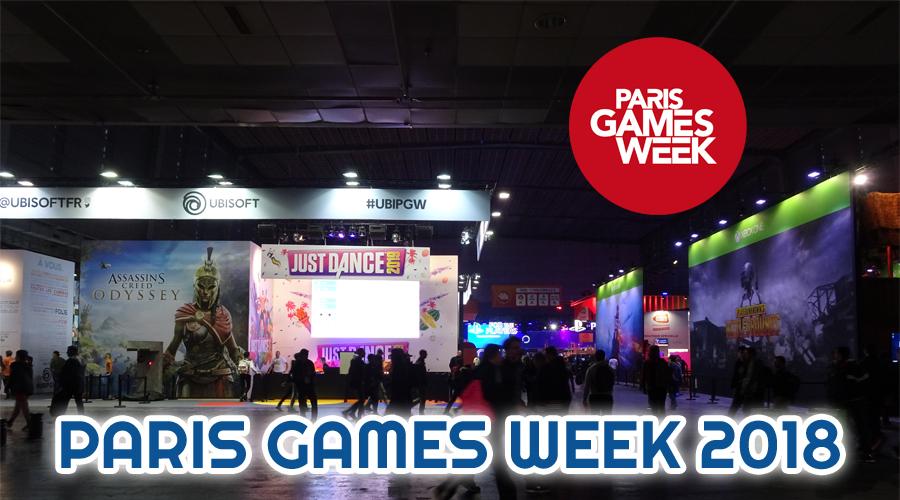 Dossier : Paris Games Week 2018