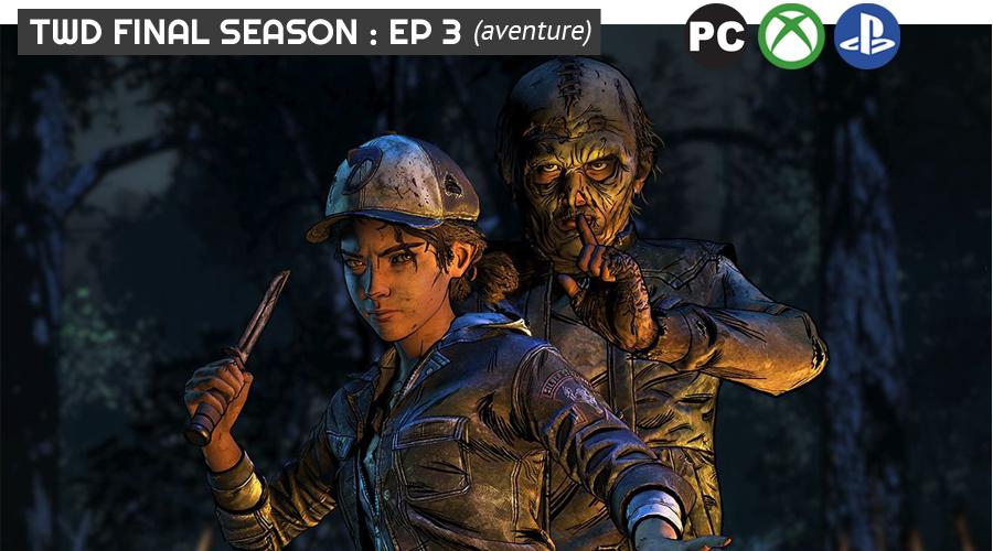 The Walking Dead Final Season Episode 3