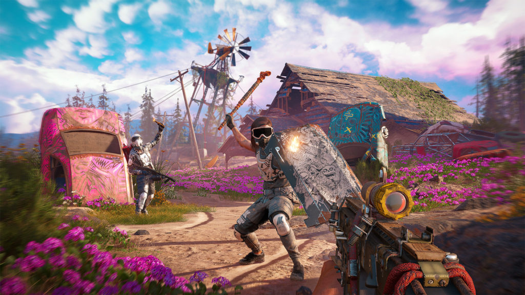 avis Far Cry New Dawn