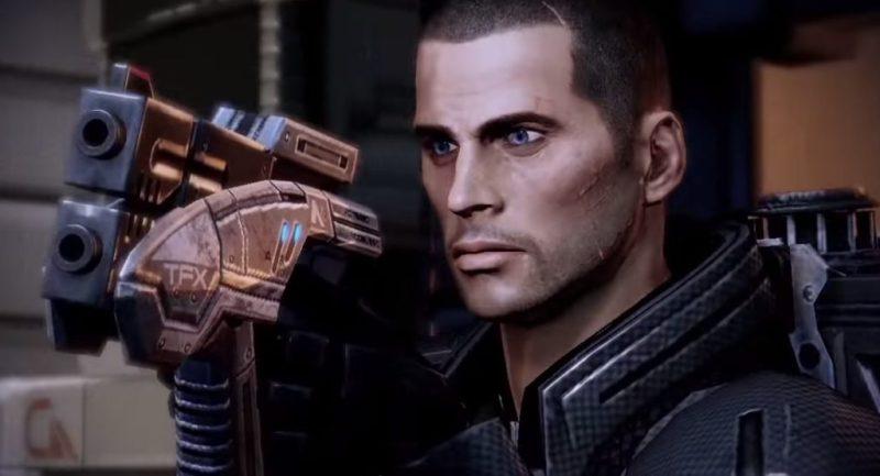 Shepard Mass Effect