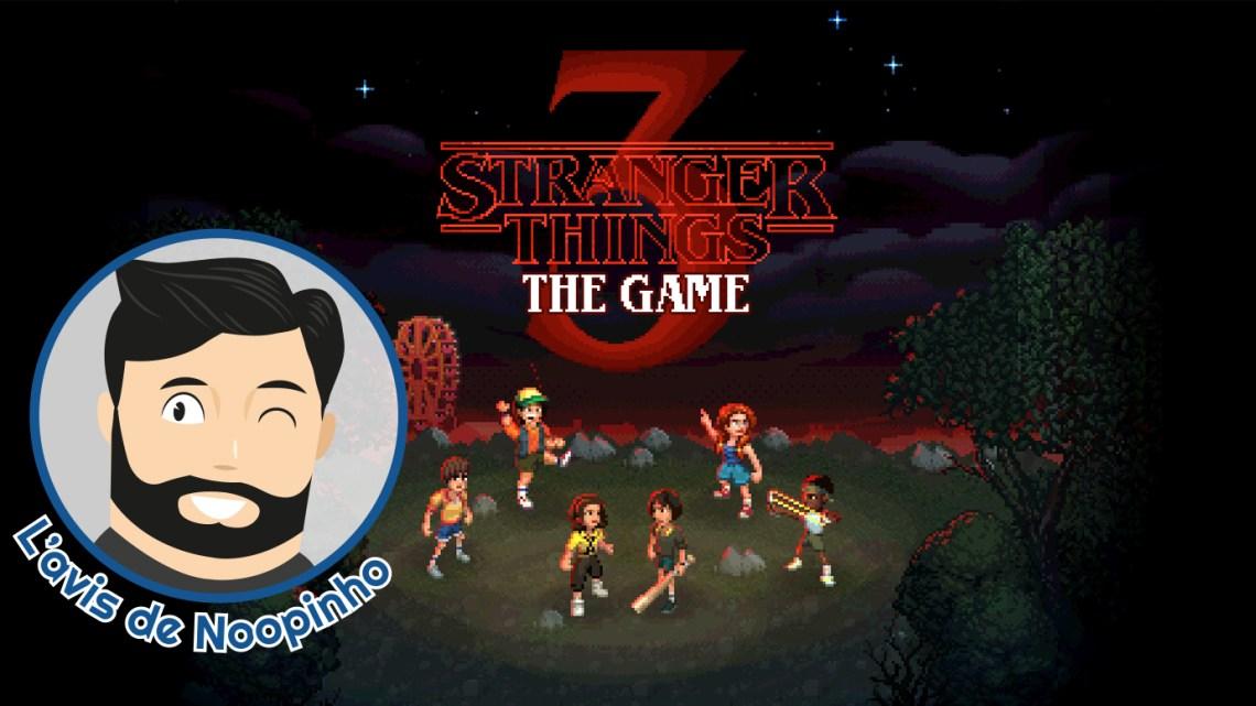 L'avis de Noopinho : Stranger Things 3 The Game