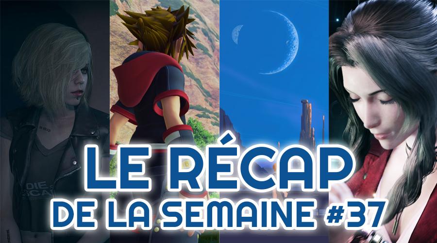 Le récap de la semaine #37 : Project Resistance, Kingdom Hearts, Another World/Flashback, Final Fantasy VII