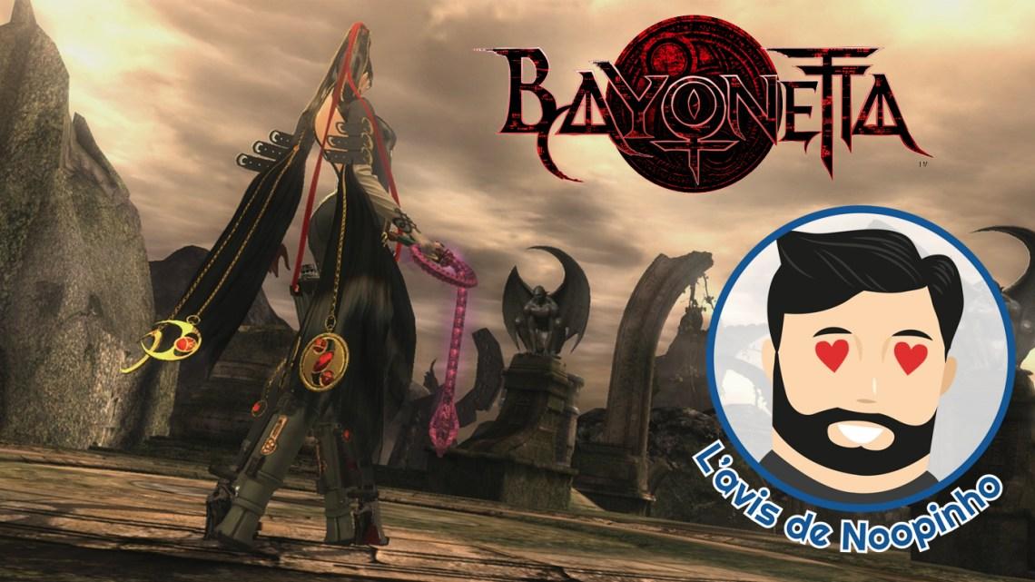 L'avis de Noopinho : Bayonetta